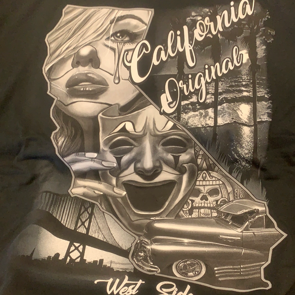 Cali original west side tee