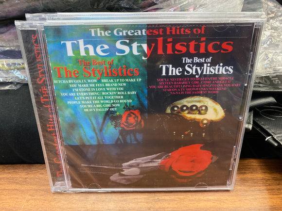 The Greatest Hits of the Stylistics CD - Chicano Spot