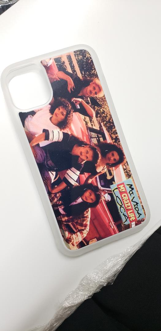 Cell Phone Case - Mi Vida Loca - Chicano Spot