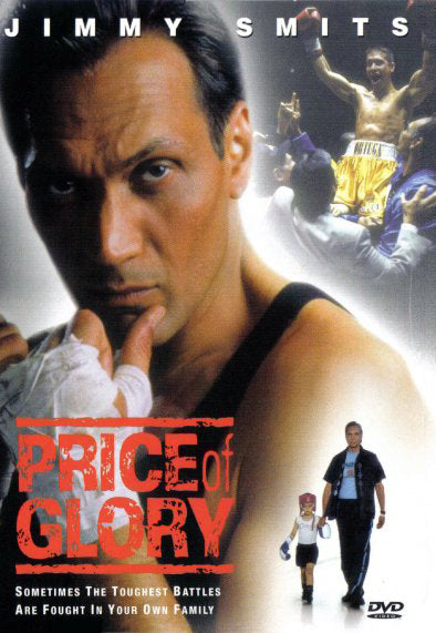 Price of Glory - DVD