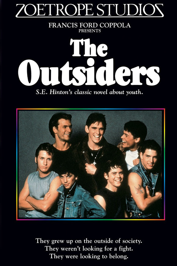 The Outsiders - DVD - Chicano Spot