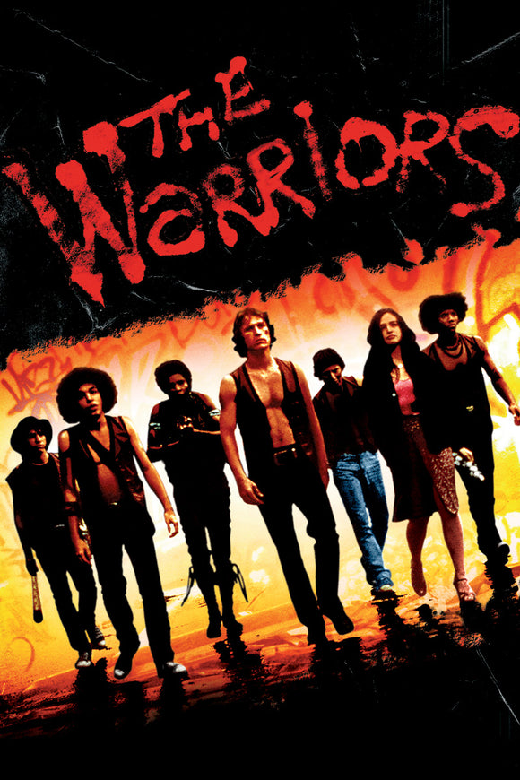 The Warriors - DVD - Chicano Spot