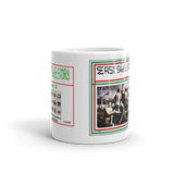 Eastside Story Mug Vol. 3 Coffee Mug 11oz. on white mug - Chicano Spot