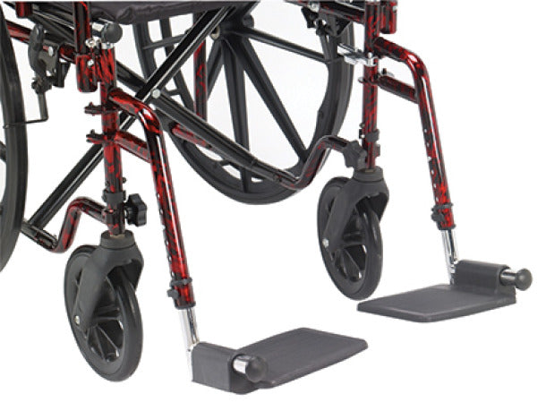 Drive Medical Swing-Away Footrests