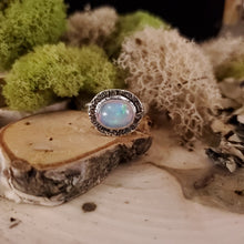 Load image into Gallery viewer, Naturally Simple Opal Ring