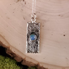 Load image into Gallery viewer, Bamboo Serenity Opal Pendant