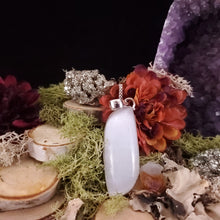 Load image into Gallery viewer, Selenite Cleansing Pendant