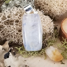 Load image into Gallery viewer, Rainbow Moonstone Pendant