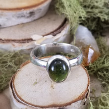 Load image into Gallery viewer, Tourmaline Simplicity Ring