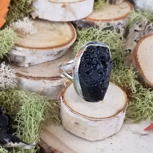 Tektite Ring