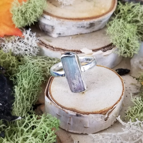 Bi-Color Tourmaline Ring