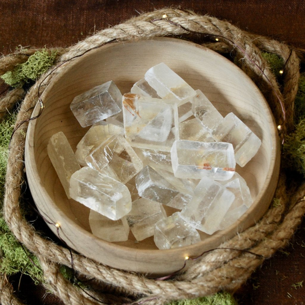Clear Calcite
