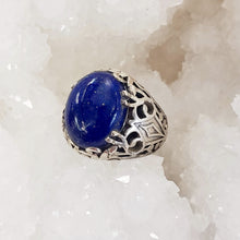 Load image into Gallery viewer, Lapis Lazuli Rings