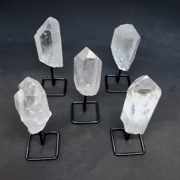 Quartz Point On Stands