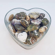 Load image into Gallery viewer, Ocean Jasper Hearts