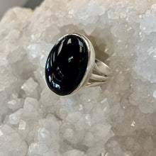 Load image into Gallery viewer, Black Onyx Focal Ring