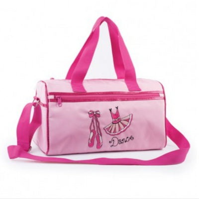 Pink Shoulder Bag Ballet Shoes