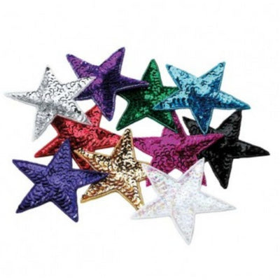 Star Sequin Motif