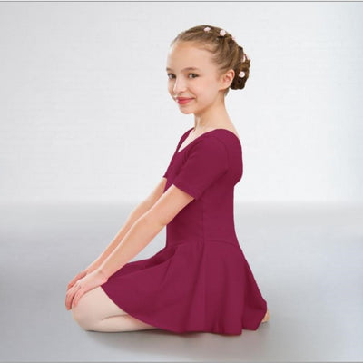 Hannah Skirted Leotard