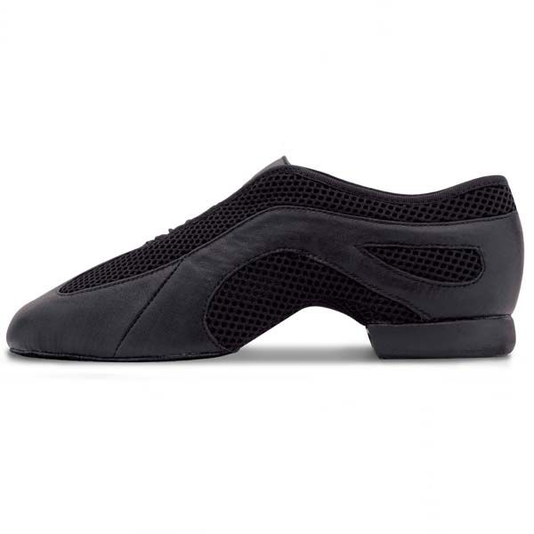 Slipstream Leather Slip On Jazz Shoes