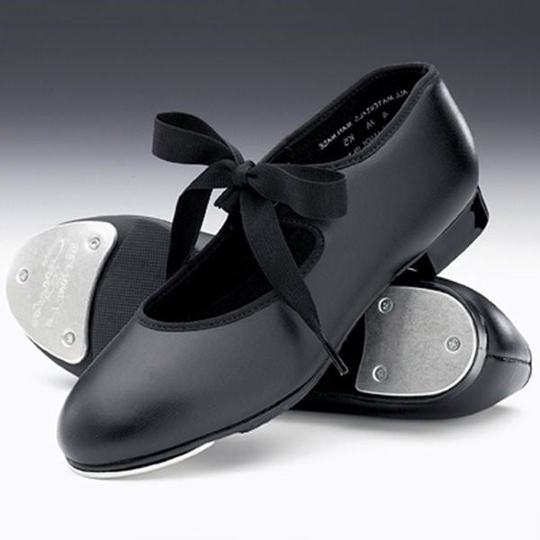PU Junior Tyette Tap Shoes
