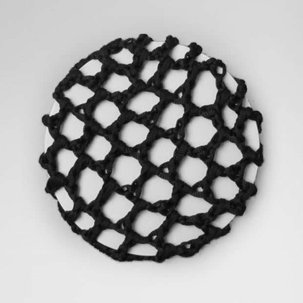 Crochet Bun Net Single