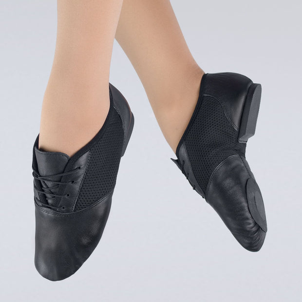 Sport Mesh Leather Jazz Shoes