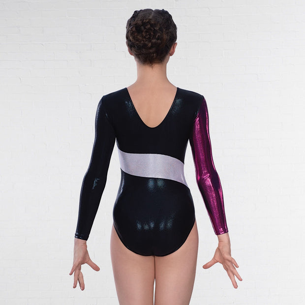 Jadyn Long Sleeved Leotard