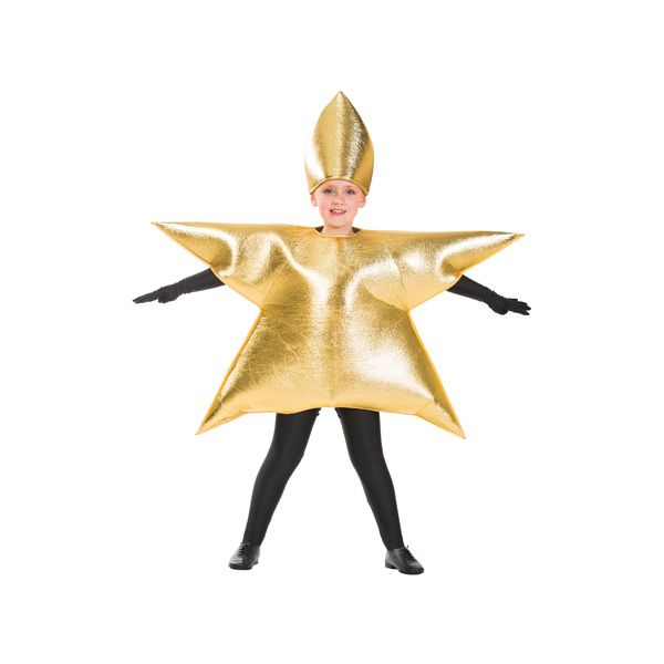 Child One Size Star Costume