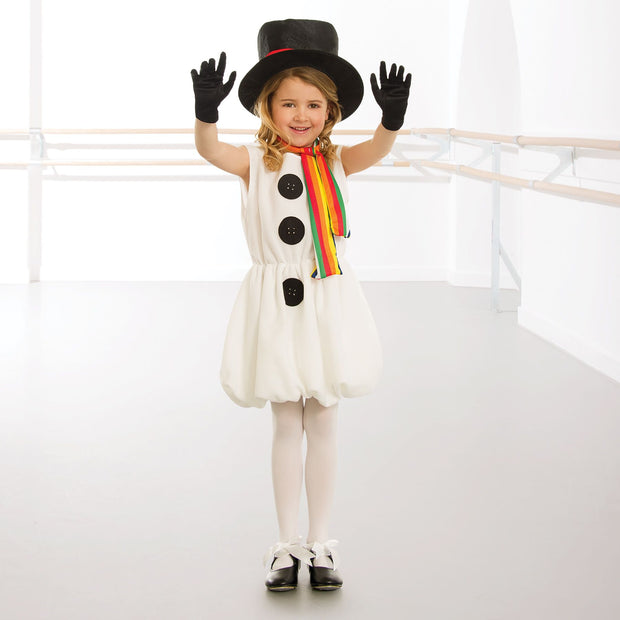 Dress Up Snowman Costume
