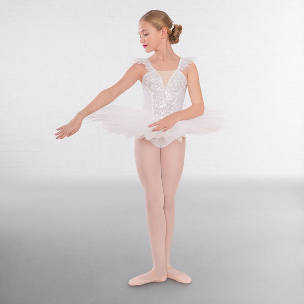 Odette Feather Edged Tutu