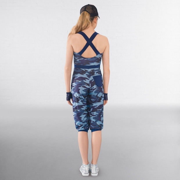 Camo Urban Jumpsuit