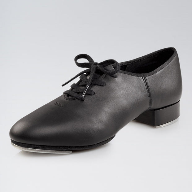 Leather Split Sole Tap Shoes