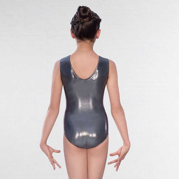 Michelle Sleeveless Leotard