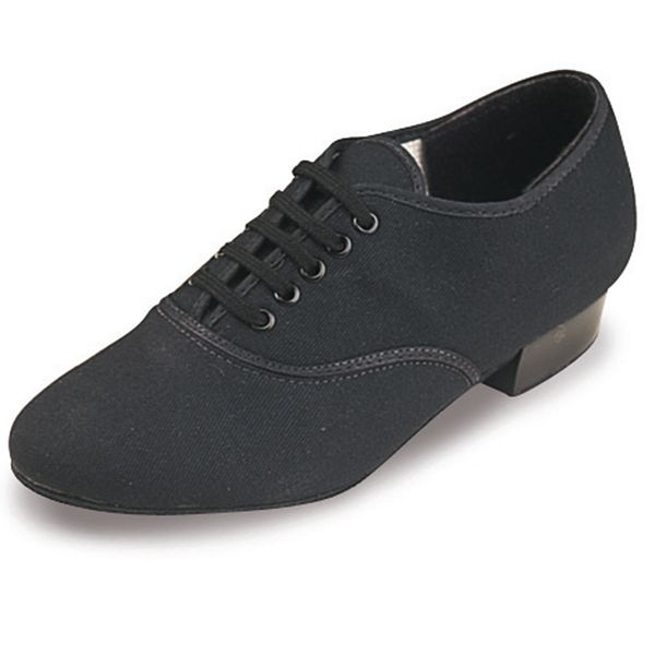 Canvas Oxford Character Shoes