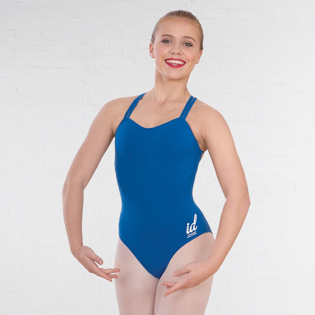 Double Strap Cross Back Leotard
