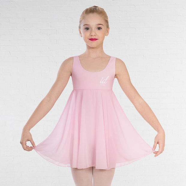 Sleeveless Empire Ballet Dress