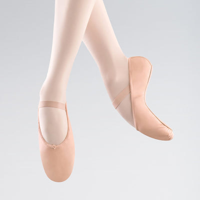 Arise Leather Full Sole Ballet Shoes