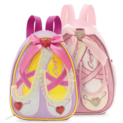 Sparkle Shoes Backpack