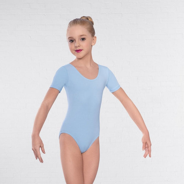 Kate Short Sleeved Pre-Primary Leotard