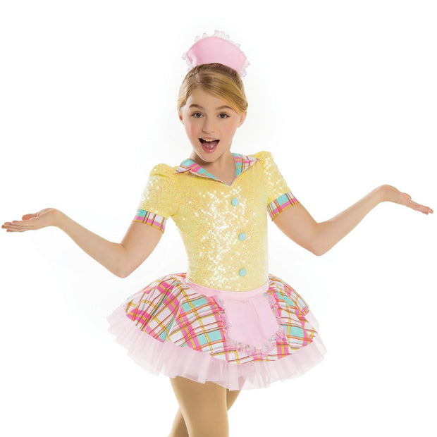 Candyfloss 9-5 Sequin Costume