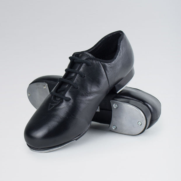 Leather Jazz Tap Shoes