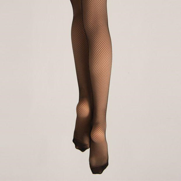 Full Footed Fishnet Dance Tights