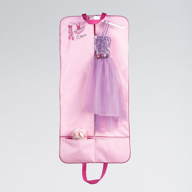 Ballet Shoe Logo Costume Carrier