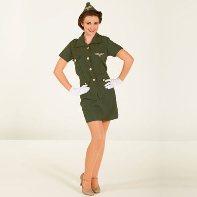 WW2 Army Lady Outfit
