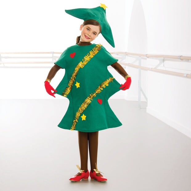 Childs Nativity Christmas Tree Outfit