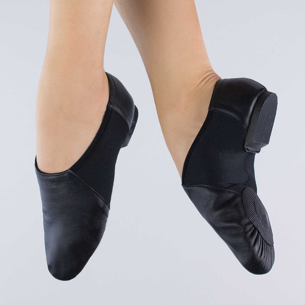 Stretch Split Sole Jazz Shoes