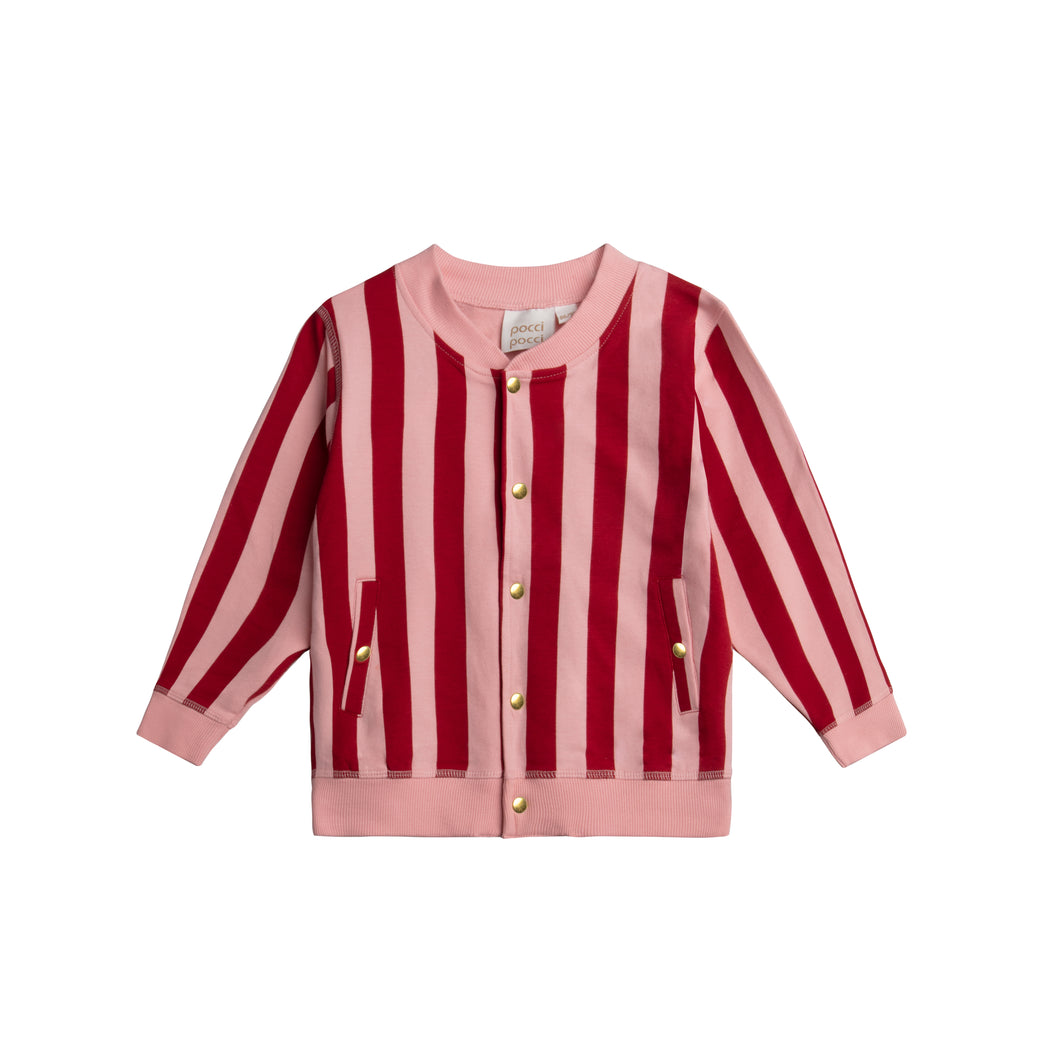 CeliBeli Jacket Striped