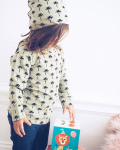 Sweatshirt 'Palms'