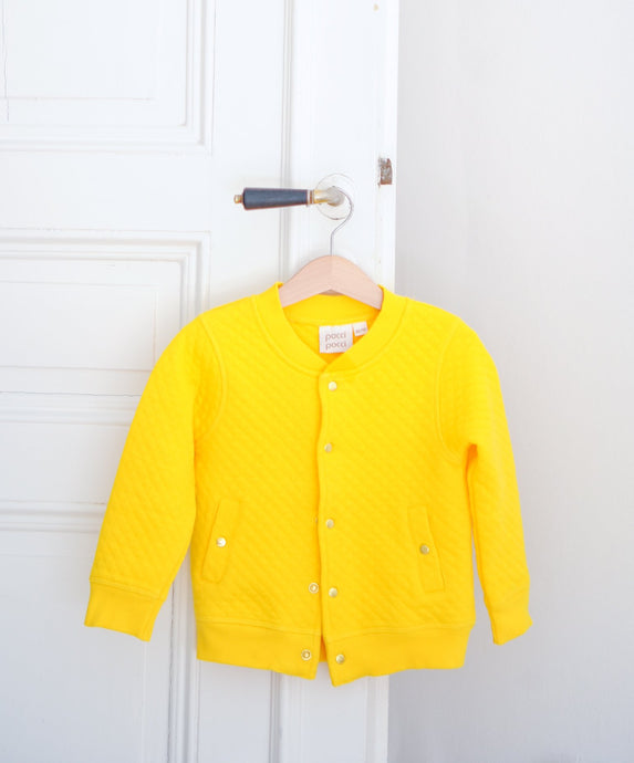 RU Jacket Vibrant Yellow